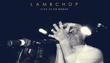 Local Photographer Nabs Lambchop Cover