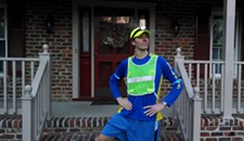 Marathon Training: Running In the Dark