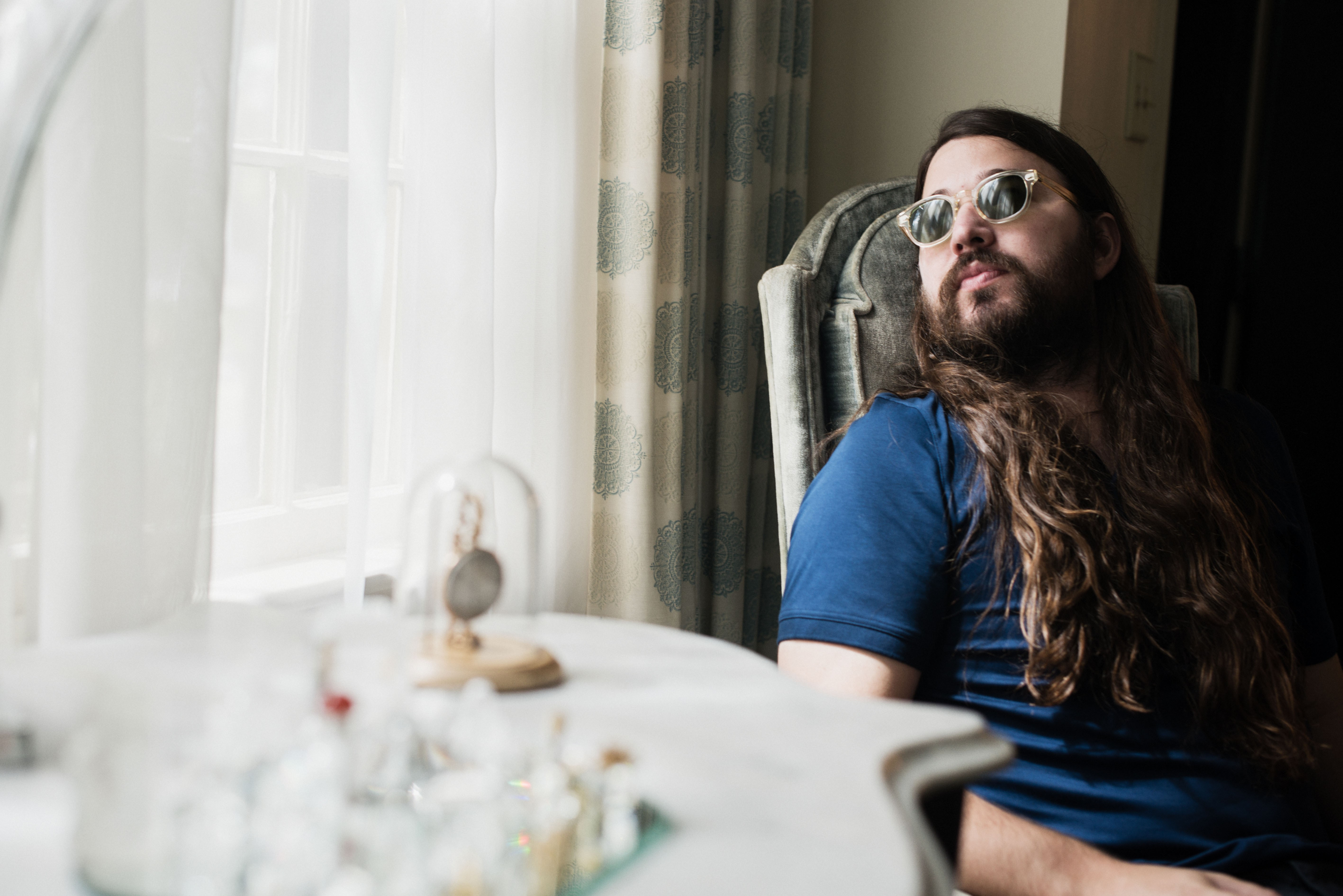 """Matthew White is on a world tour behind his acclaimed sophomore album, """"Fresh Blood."""" And he's getting Richmond musicians noticed."""