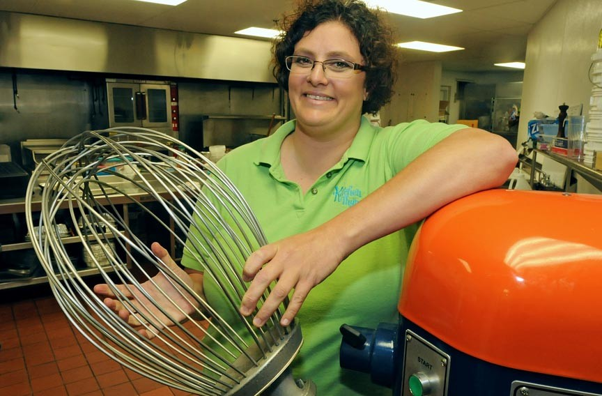 Melissa Krumbein has the stuff chefs like to play with at her culinary incubator Kitchen Thyme, which is poised to grow into more locations. - SCOTT ELMQUIST