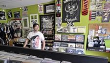 Metalest Record Shop