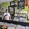 Metalest Record Shop