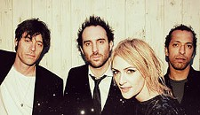 Metric at the National