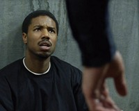 Michael B. Jordan plays Oscar Grant, a young man killed by a Bay Area Rapid Transit officer, in the film that won this year's grand jury prize and audience award at Sundance.