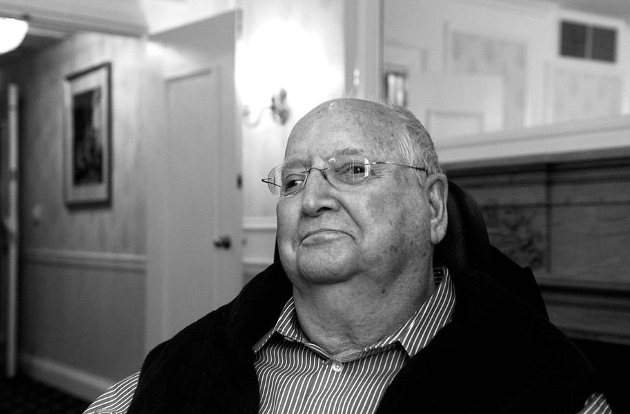 Michael Graves, Feb. 7 at the Jefferson Hotel. - SCOTT ELMQUIST