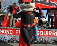 Most Eligible Mascot