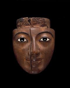 Mummies at the Virginia Museum of Fine Arts.