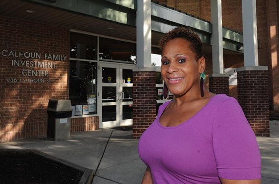 "Myra Griffin brings her bill collector's persistence to the task of finding jobs for her students. ""God is good,"" she likes to say when they get hired. ""God is good."""