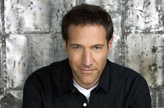 Never Say Never to Always: Adult contemporary star Jim Brickman's eyes have a message just for you.