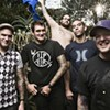 New Found Glory at the National