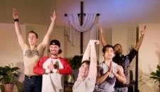 New Kids on the Cross