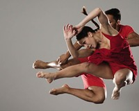 New Zealand's leading contemporary dance group, Black Grace, has toured the world for the past 17 years to great acclaim.