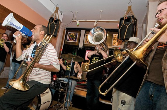 No BS Brass Band - ASH DANIEL