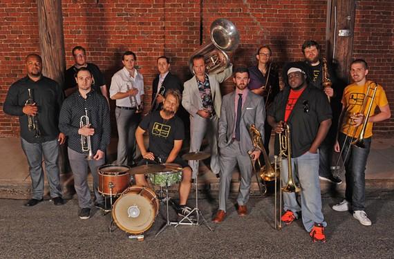 No BS! Brass Band - SCOTT ELMQUIST