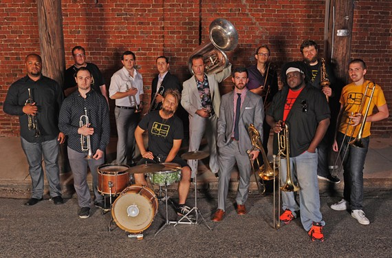 No BS! Brass Band - SCOTT ELMQUIST