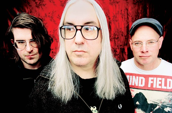Oct. 26: Dinosaur Jr. - BRANTLEY GUTIERREZ