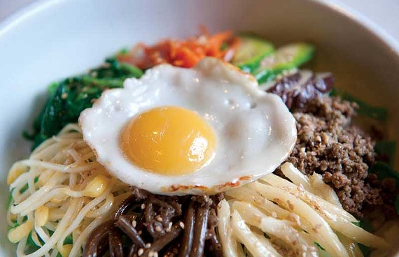 Of the local opportunities to try the traditional Korean dish bibimbap, one of the best is at Korean Garden on Midlothian Turnpike. - SCOTT ELMQUIST