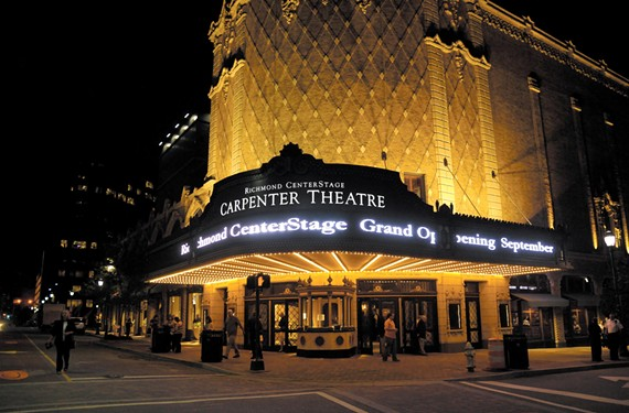 Officials for the Richmond Performing Arts Center say they didn't realize they'd have to pay real-estate taxes, and the city paid their bill.