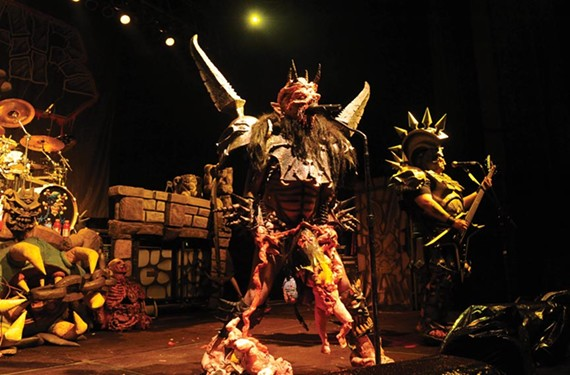 One of Dave Brockie's last dreams was to open GWARbar in Richmond -- now his bandmates and Rappahannok River Oysters' Travis Croxton are carrying on with the plan. They've launched an online fundraising effort to supplement funds.