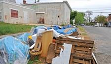 Oregon Hill Hoard Stymies Neighbors, Authorities