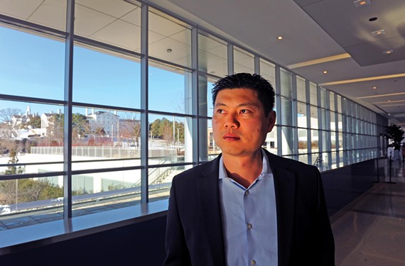 Packaging designers must consider tiny details and global implications, says Hung Le, vice president of global design at MeadWestvaco Corp. - SCOTT ELMQUIST