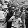Paul Rusesabagina talks about running a hotel, saving 1,200 lives and inspiring a movie.