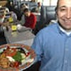Perpetual Youth: Zorba's stops time to serve up dinner.