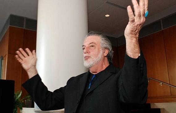 "Peter Mark's new Lyric Opera Virginia debuts with ""LaTraviata"" on Sept. 16. - LYRIC OPERA VIRGINIA"