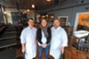 Philip Perrow, Michelle Peake Shriver and Caleb Shriver rarely have paused since the opening of their Church Hill restaurant Dutch & Co. last week. The spot has drawn immediate interest from neighbors and fans of the trio's work at some of Richmond's best restaurants.