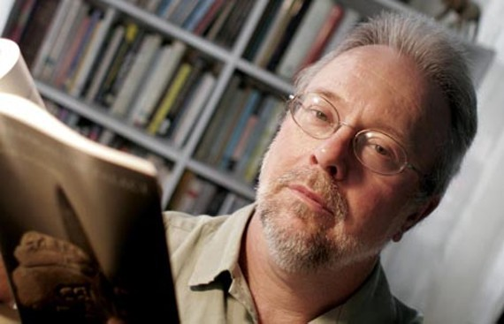 Poet David Wojahn - JAY PAUL/FILE