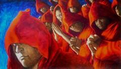 """Procession"" by Chris Semtner."