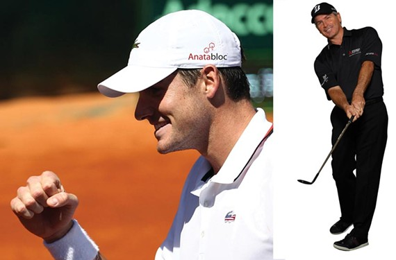 "Professional tennis player John Isner and PGA golf pro Fred Couples are both Star Scientific ""ambassadors,"" promoting the benefits of the anti-inflammatory dietary supplement Anatabloc. - STAR SCIENTIFIC"