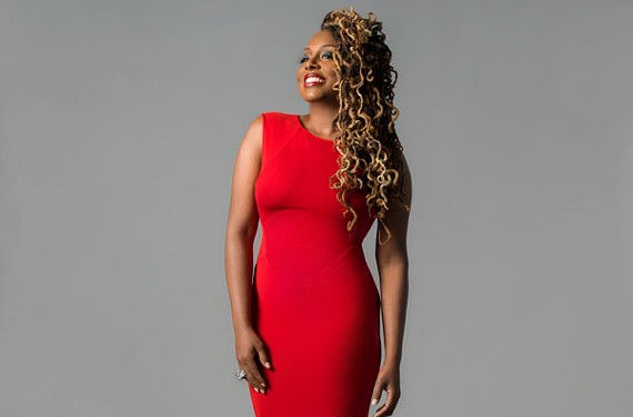 "R&B star Ledisi was featured in the Best Picture Oscar nominee film ""Selma"" as gospel legend Mahalia Jackson. She brings her ""Intimate Truth Tour"" to Altria Theater on Sunday. - VERVE RECORDS"