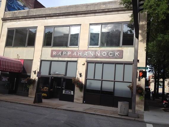 Rappahannock, 320 E. Grace St.