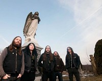 Recorded using old-school gear, the debut release by Richmond's Windhand is already considered a classic doom-metal album. Guitarist Garrett Morris is pictured at far right.