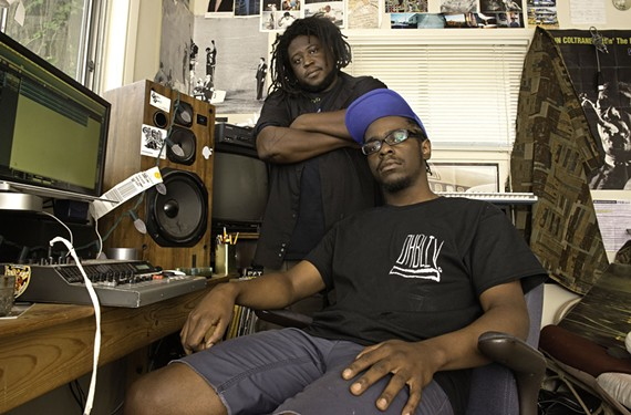 Reggie Pace and Devonne Harris recently launched Jellowstone Records.