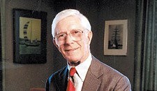 Remembrance: Frank Batten Sr.