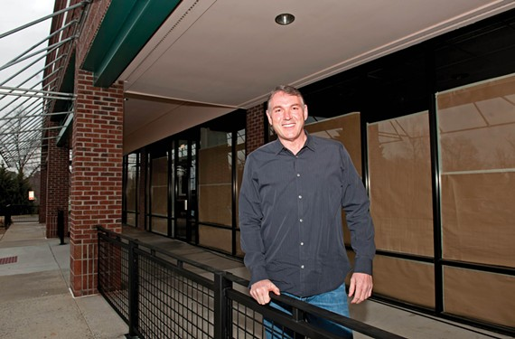 Restaurateur Garland Taylor brings a new concept for his group, the Urban Tavern, to the Short Pump area this spring.