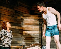 """Review: Cadence Theatre's """"A Lie of the Mind"""""""