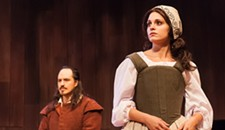 """REVIEW: """"Equivocation"""": Virginia Repertory Theatre, Henley Street Theatre and Richmond Shakespeare"""