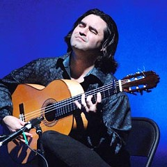 Ricardo Marlow will teach a free flamenco guitar class as part of VCU's Flamenco Festival II, held Nov. 5-7. The weekend event will also feature appearances by Miguelito & Friends, the Flamenco Aparicio Dance Company and the VCU Guitar and Community Guitar ensembles.