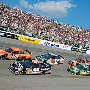 Richmond International Raceway's marquee events, the NASCAR Sprint Cup races in May and September, each saw attendance drop this year to less than 100,000 for the first time in years.