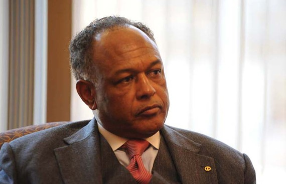 Richmond Mayor Dwight Jones