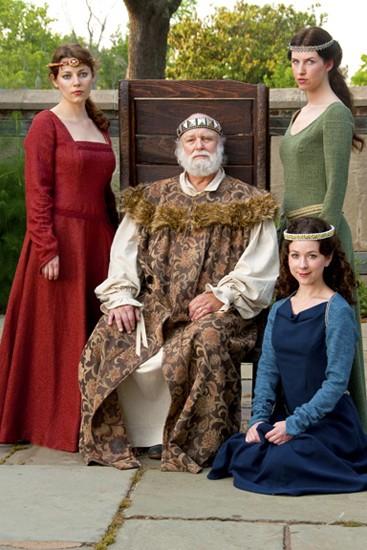 "Richmond Shakespeare's ""King Lear,"" a standout last season."