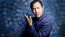 Rob Schneider at the Richmond Funny Bone
