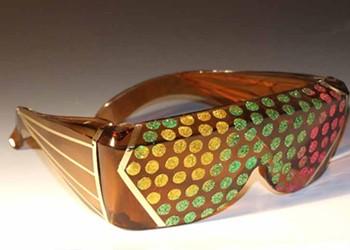 """""""Rock 'n' Roll Sunglasses"""" at Artemis Gallery"""