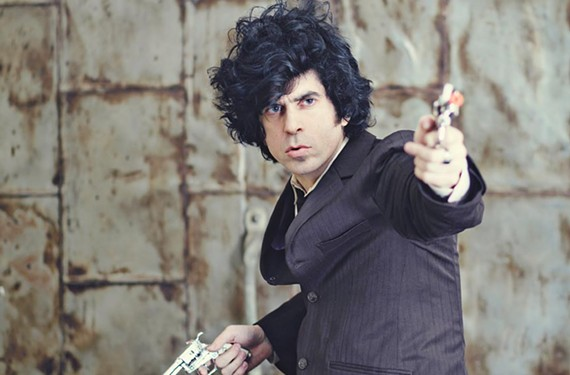 """Rocker Ian Svenonius' entertaining new book compares publicity photos of George W. Bush's cabinet to staged photos of the band Mothers of Invention -- and """"more singular"""" Obama photos to Sam Cooke, without a cabinet."""