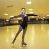 Roller Skater Pins Hopes on Olympics