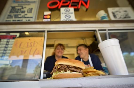 Roy's Big Burger