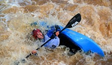 Rushing the River
